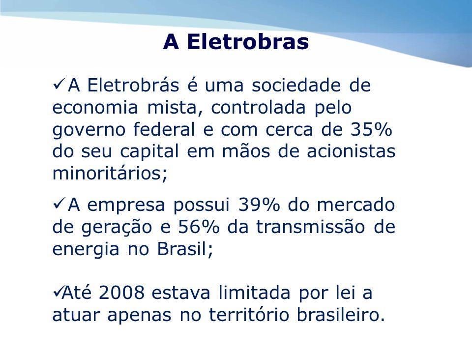 A Eletrobras