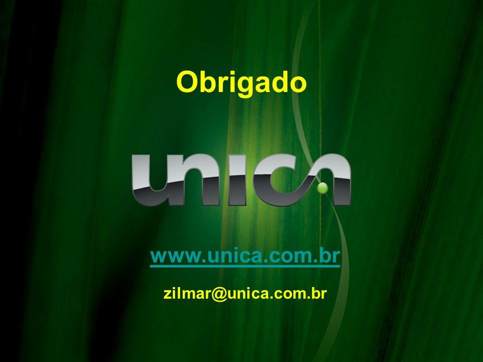 Obrigado www.unica.com.br zilmar@unica.com.br 7
