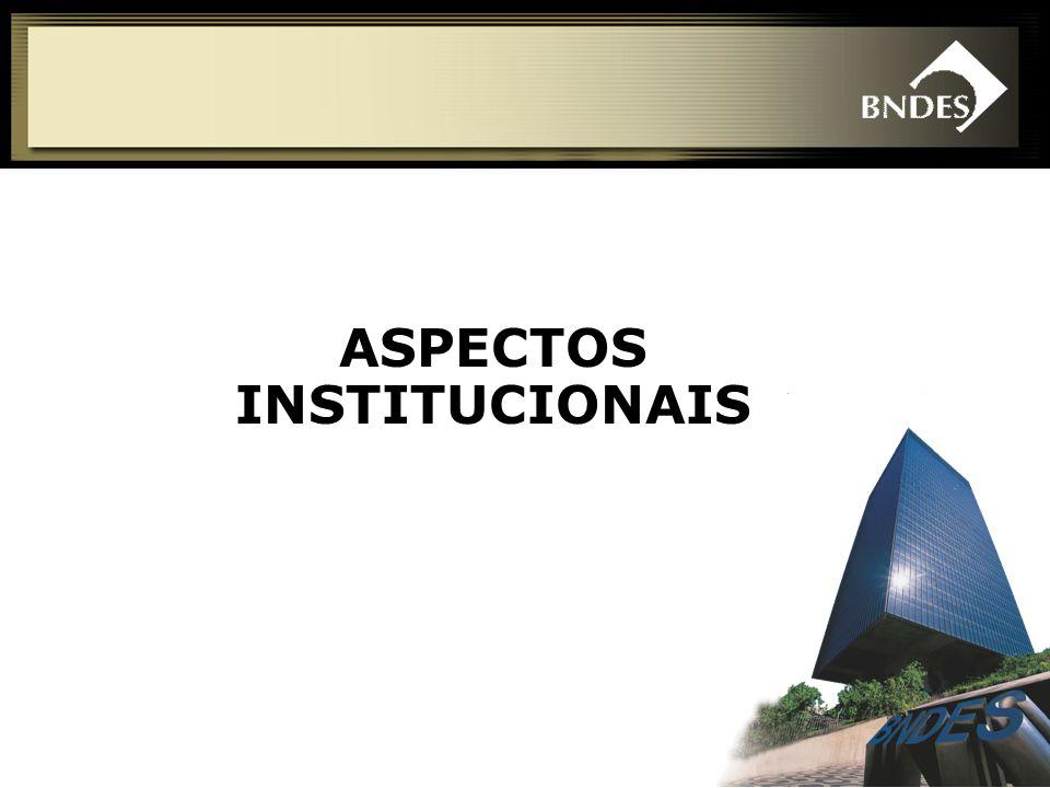 ASPECTOS INSTITUCIONAIS