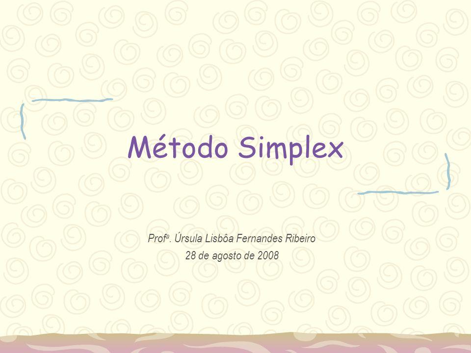 Profa. Úrsula Lisbôa Fernandes Ribeiro 28 de agosto de 2008