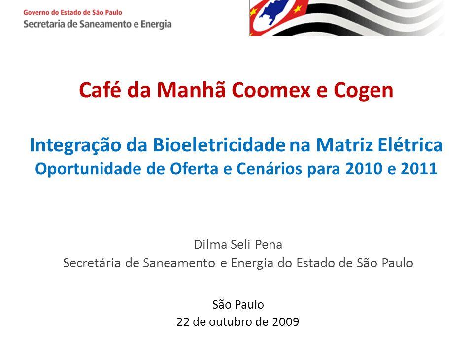 Secretária de Saneamento e Energia do Estado de São Paulo