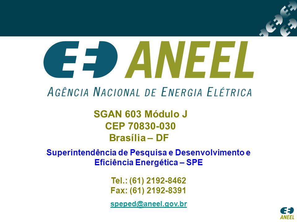 SGAN 603 Módulo J CEP 70830-030 Brasília – DF