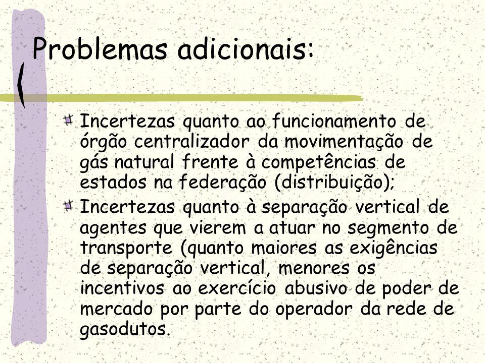 Problemas adicionais: