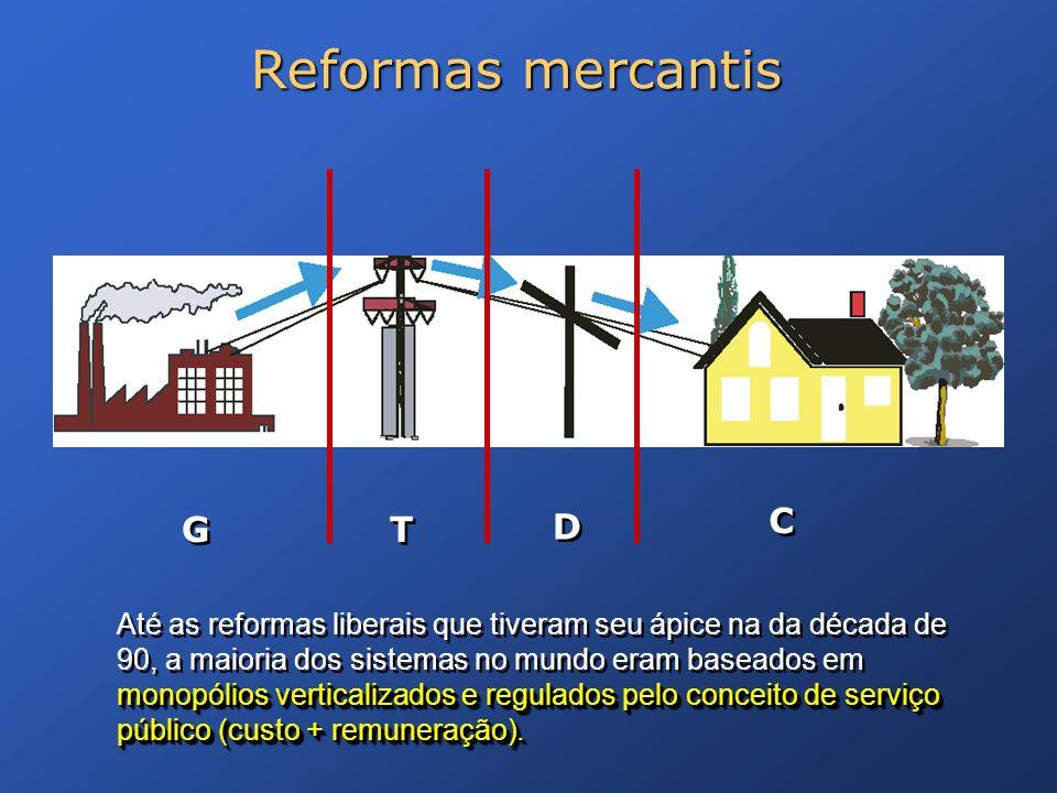 Reformas mercantis C G T D