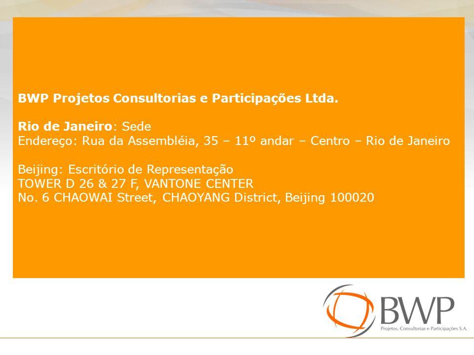 BWP Projetos Consultorias e Participações Ltda.