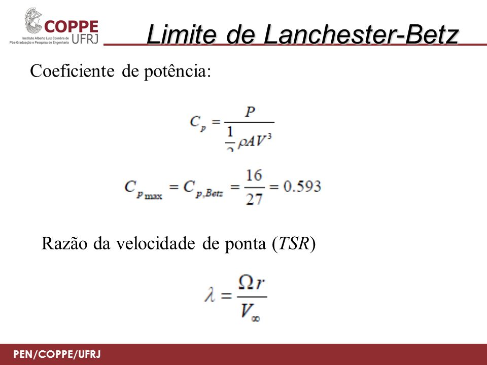 Limite de Lanchester-Betz