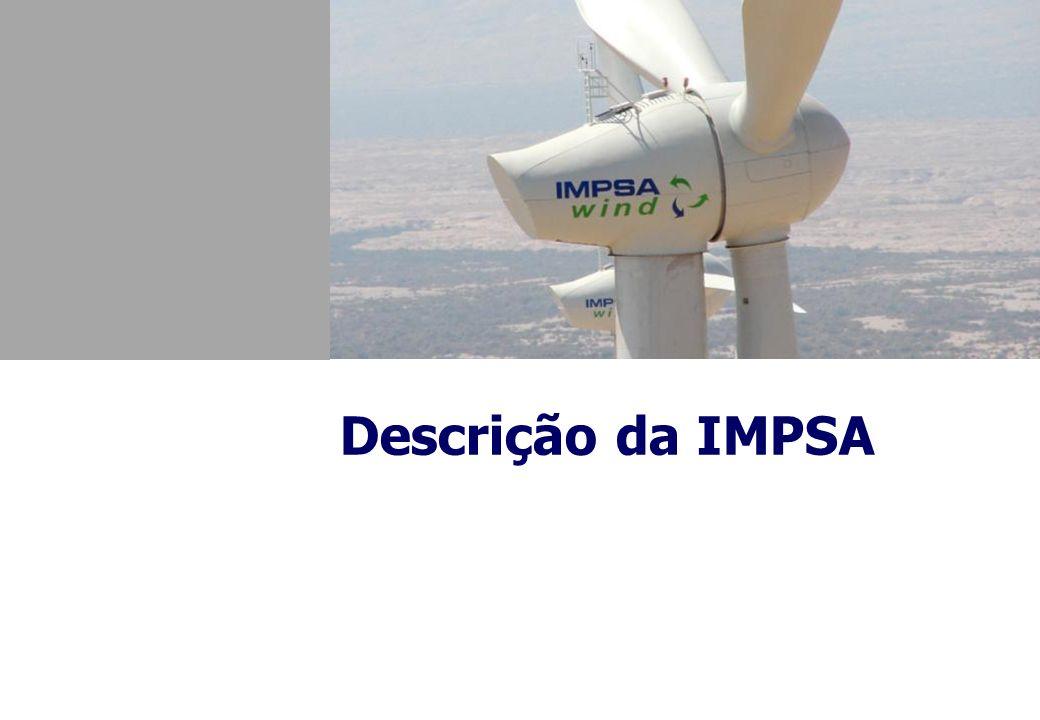 Descrição da IMPSA