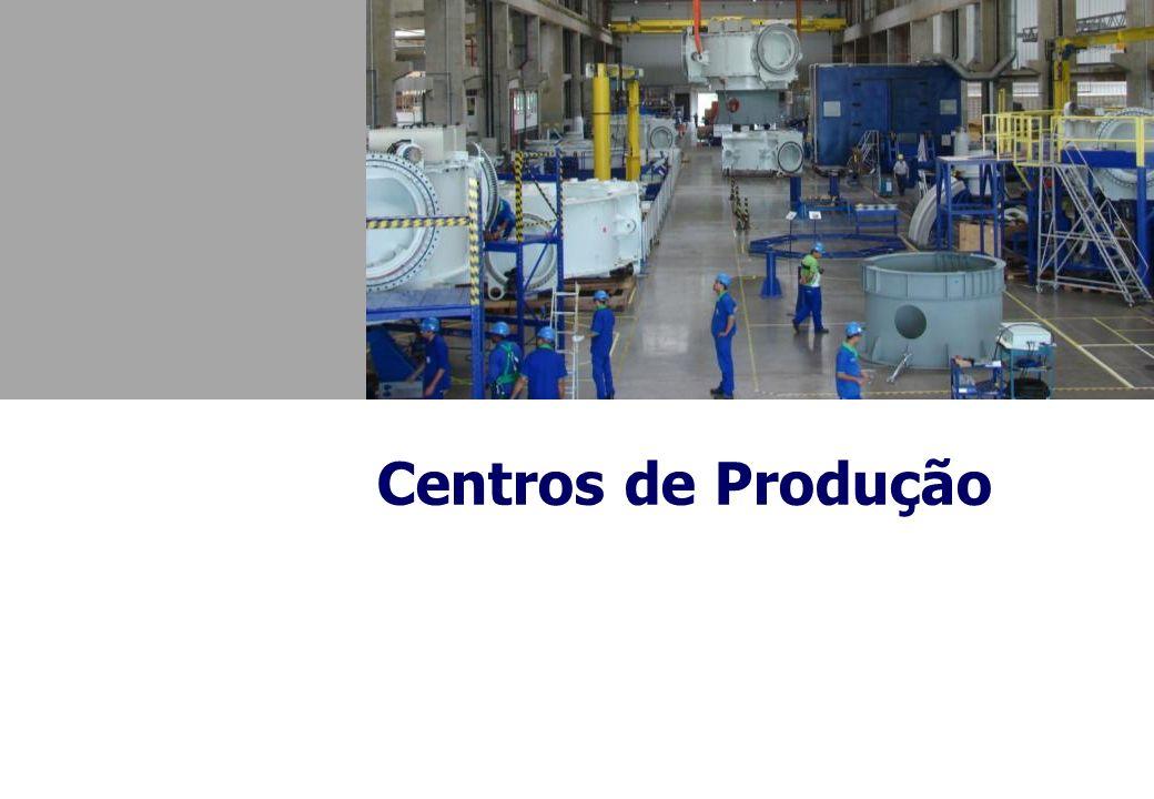 Centros de Produção