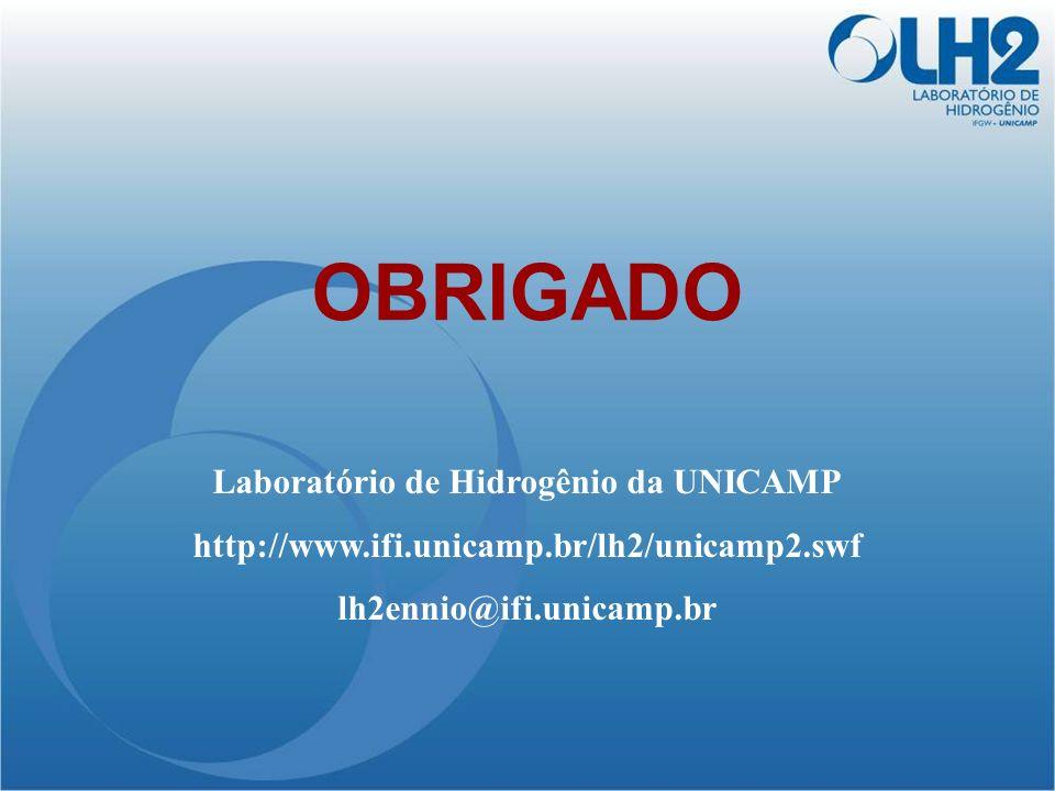 Laboratório de Hidrogênio da UNICAMP