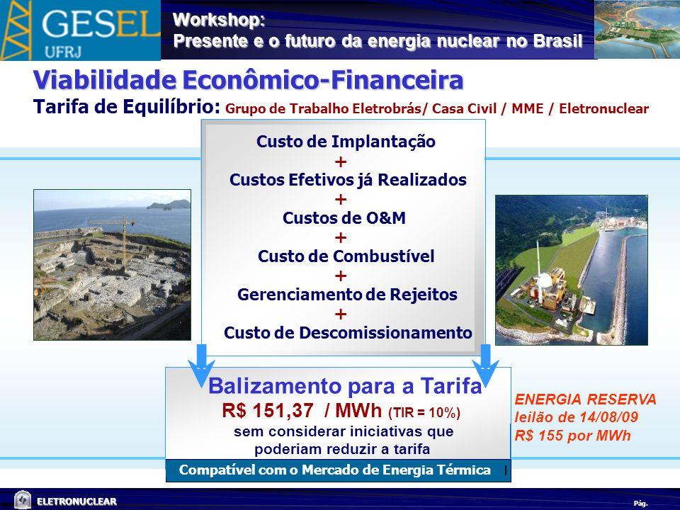 Viabilidade Econômico-Financeira