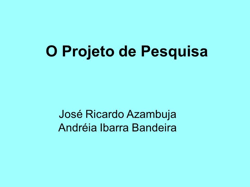 José Ricardo Azambuja Andréia Ibarra Bandeira
