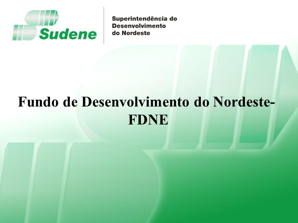 Fundo de Desenvolvimento do Nordeste-