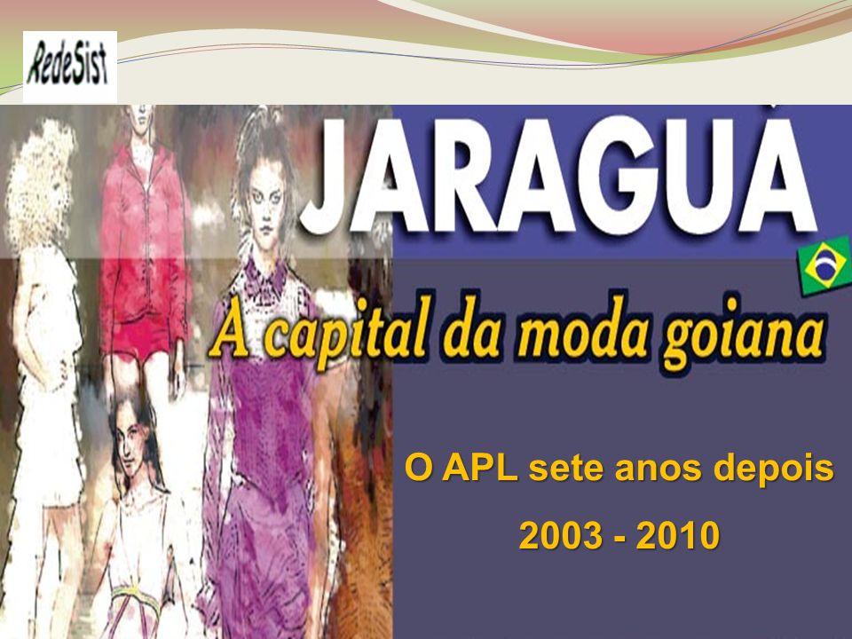 O APL sete anos depois 2003 - 2010