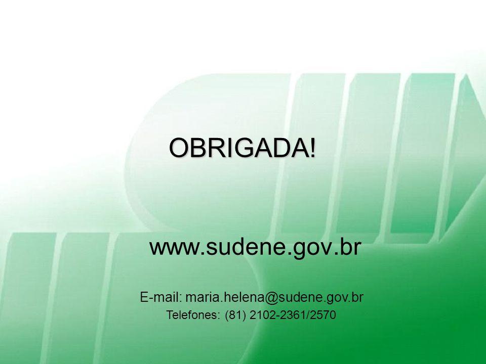 E-mail: maria.helena@sudene.gov.br