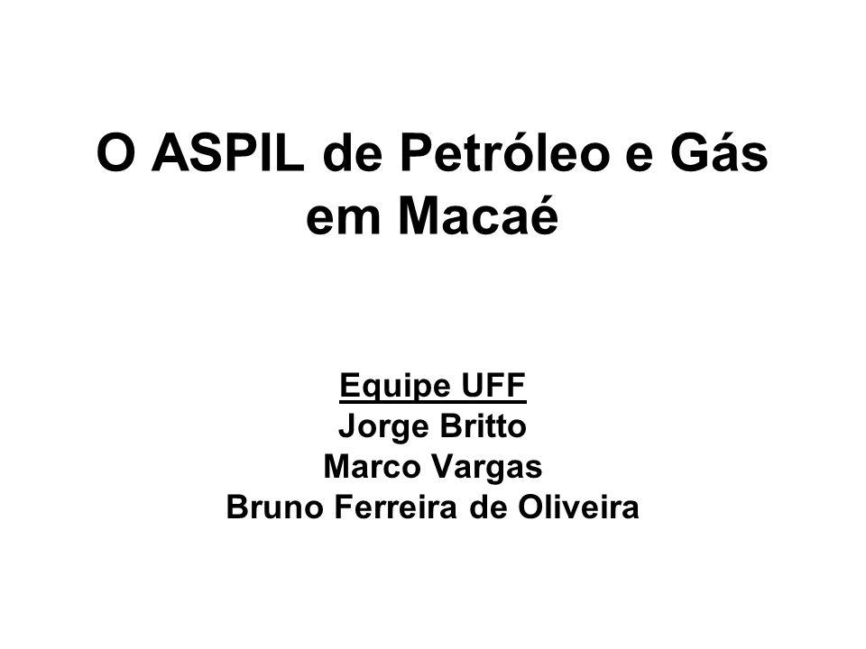 O ASPIL de Petróleo e Gás em Macaé