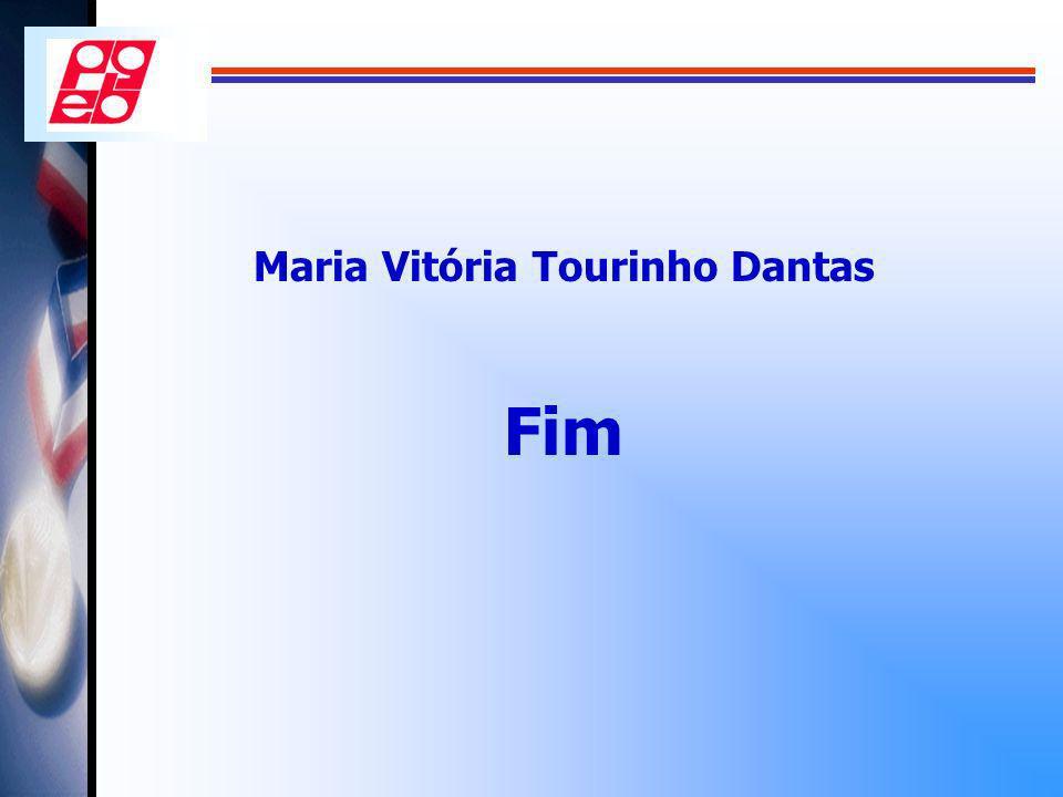Maria Vitória Tourinho Dantas
