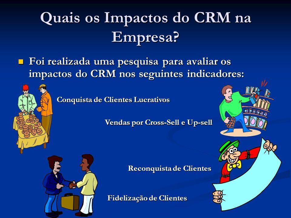 Quais os Impactos do CRM na Empresa