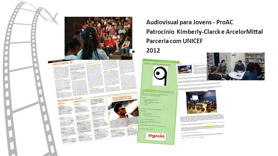 Audiovisual para Jovens - ProAC