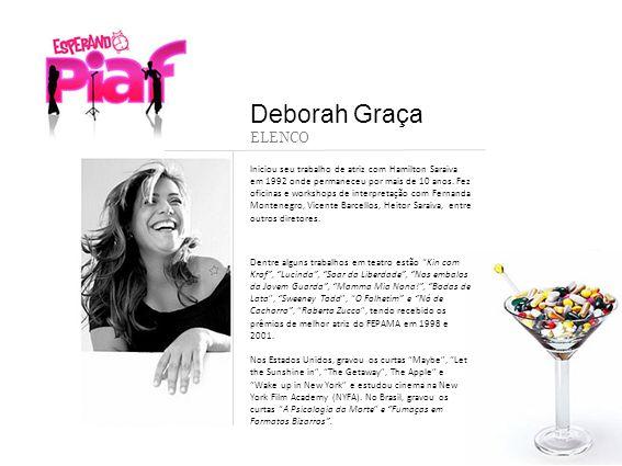 Deborah Graça ELENCO.