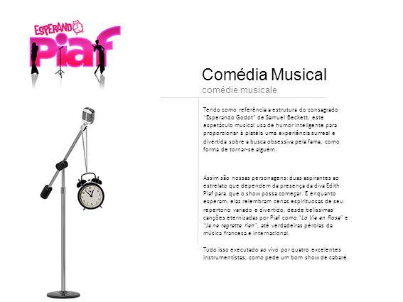 Comédia Musical comédie musicale