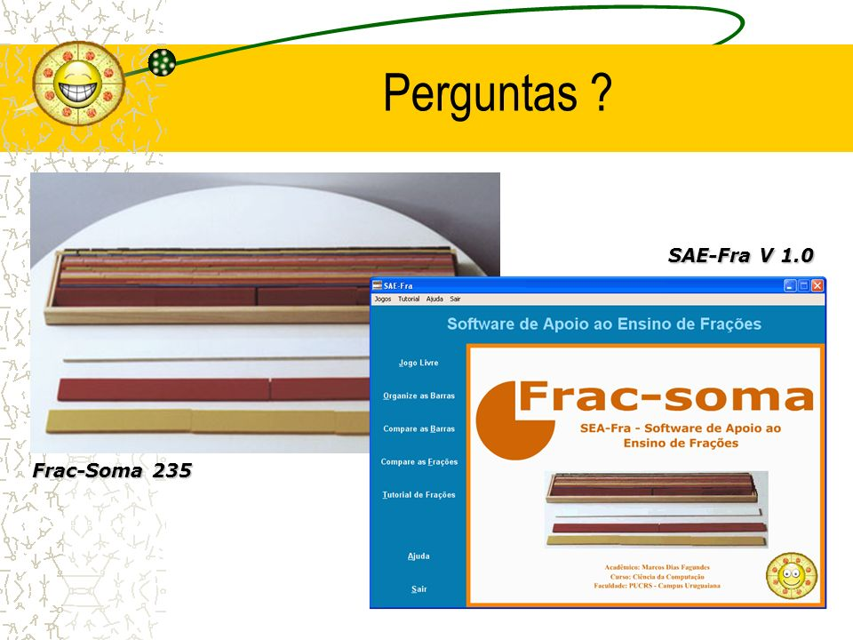 Perguntas SAE-Fra V 1.0 Frac-Soma 235