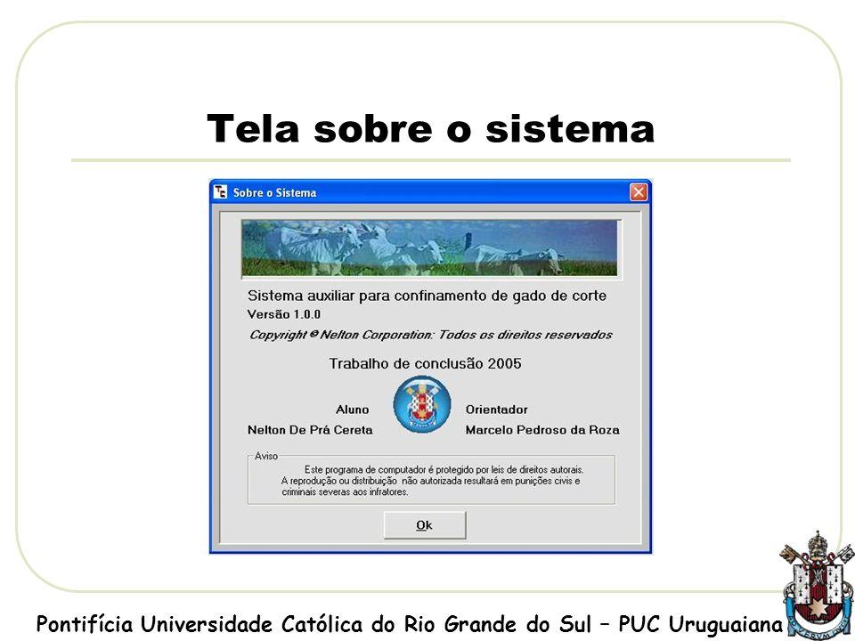 Pontifícia Universidade Católica do Rio Grande do Sul – PUC Uruguaiana