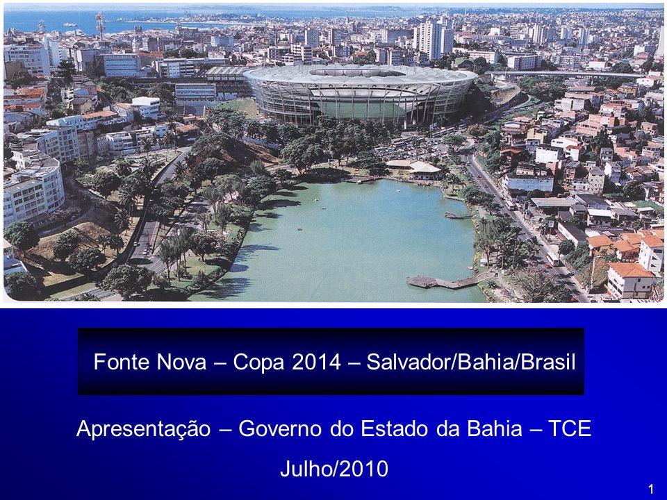 Fonte Nova – Copa 2014 – Salvador/Bahia/Brasil