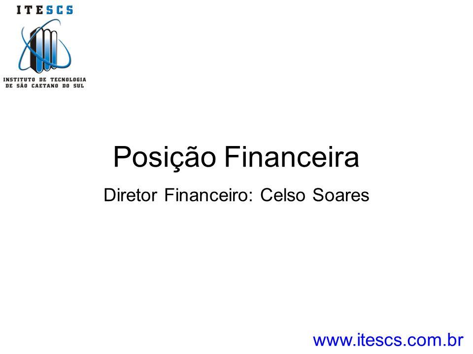 Posição Financeira Diretor Financeiro: Celso Soares