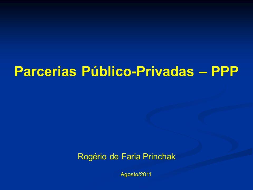 Parcerias Público-Privadas – PPP