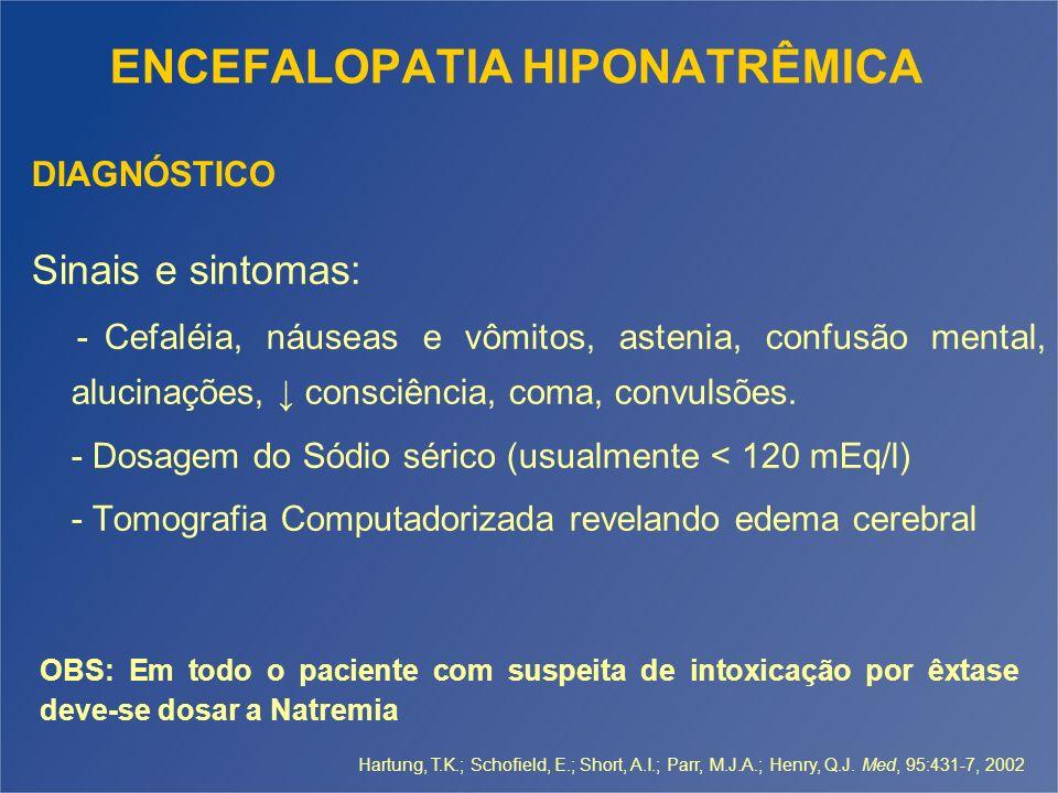 ENCEFALOPATIA HIPONATRÊMICA