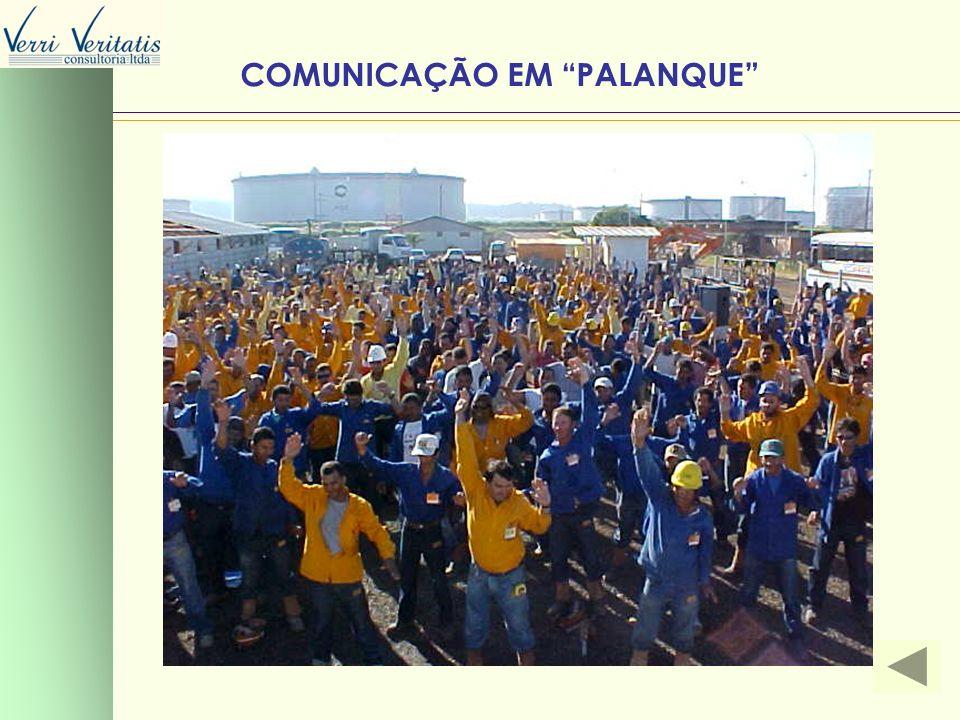COMUNICAÇÃO EM PALANQUE