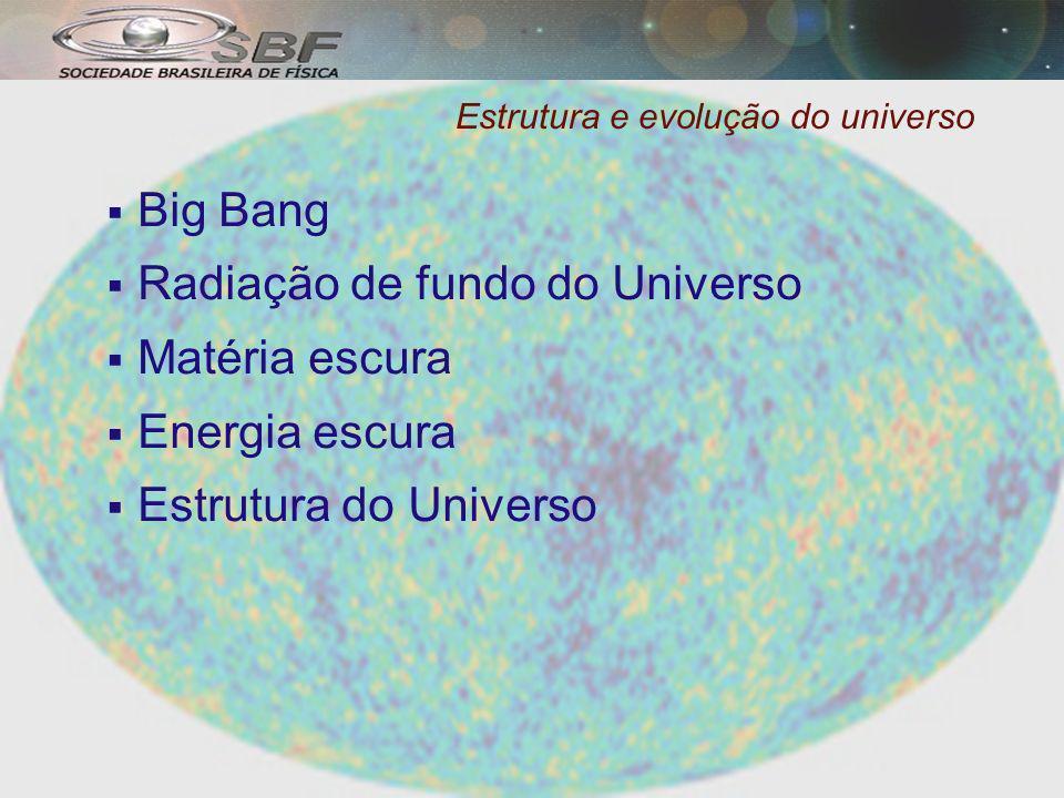 Estrutura e evolução do universo