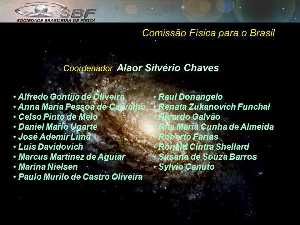 Comissão Física para o Brasil
