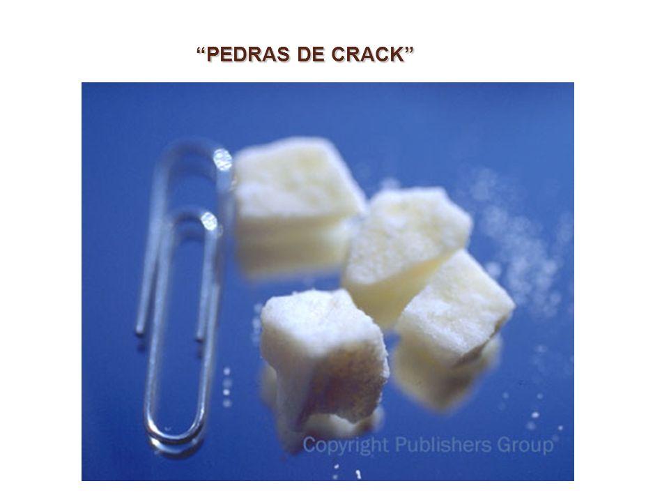 PEDRAS DE CRACK