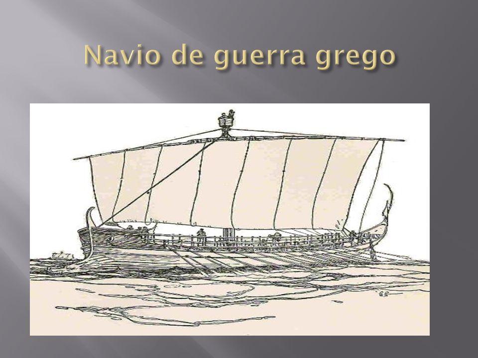 Navio de guerra grego