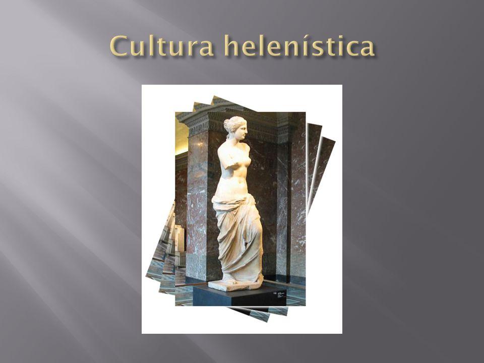 Cultura helenística