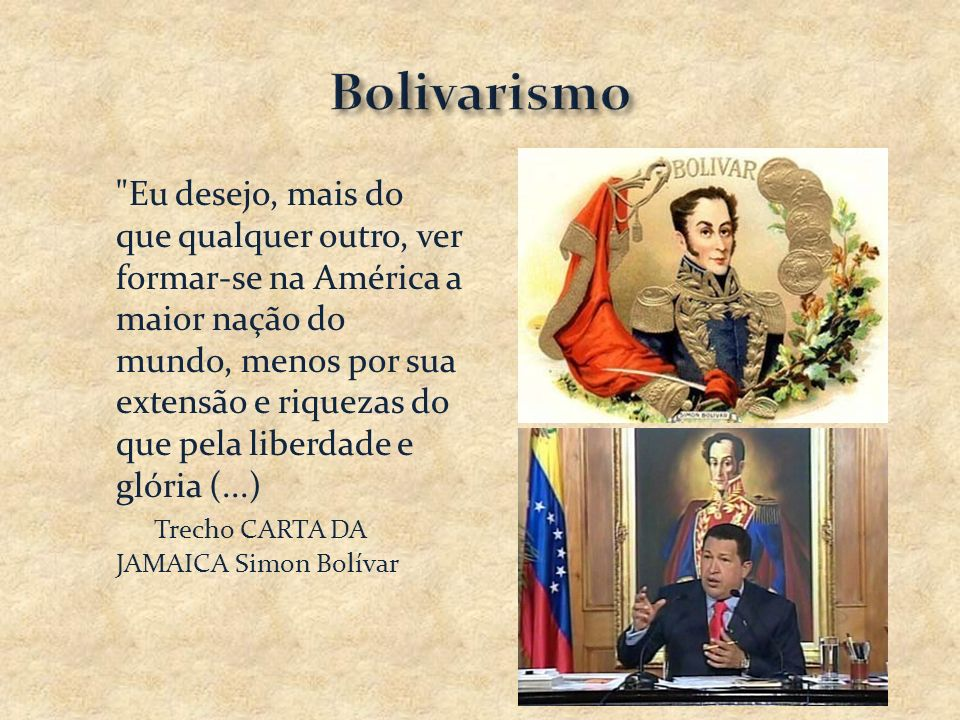 Bolivarismo