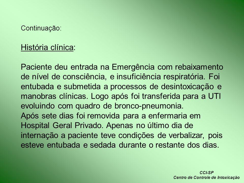 Centro de Controle de Intoxicação