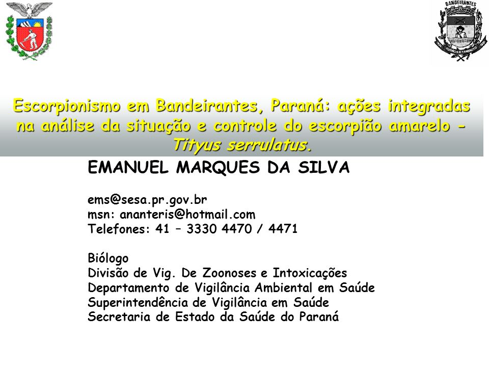 EMANUEL MARQUES DA SILVA