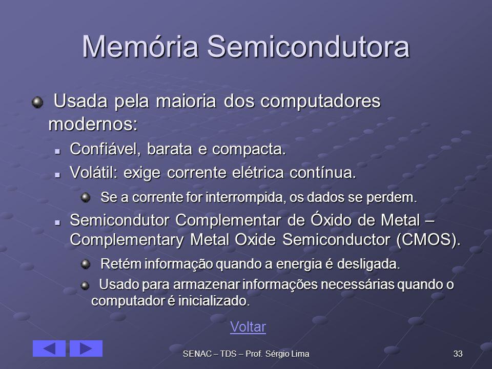 Memória Semicondutora