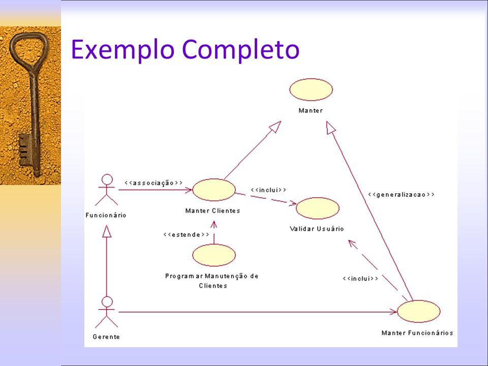 Exemplo Completo