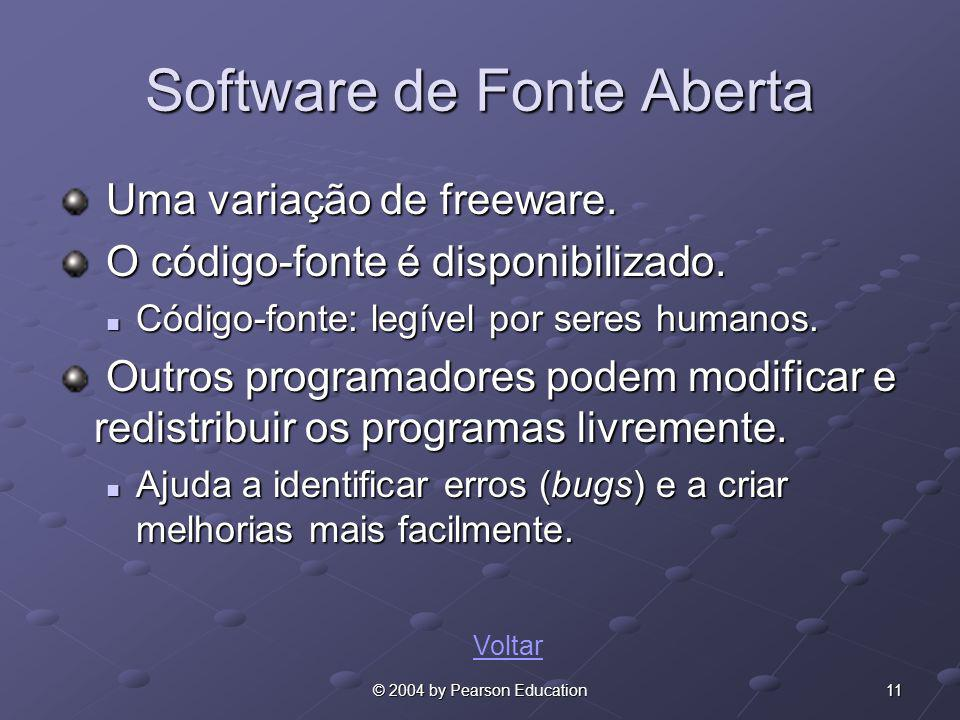 Software de Fonte Aberta