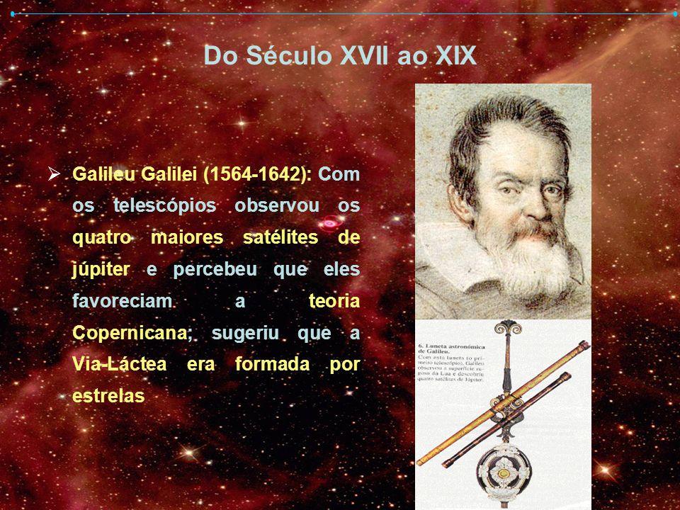 Do Século XVII ao XIX