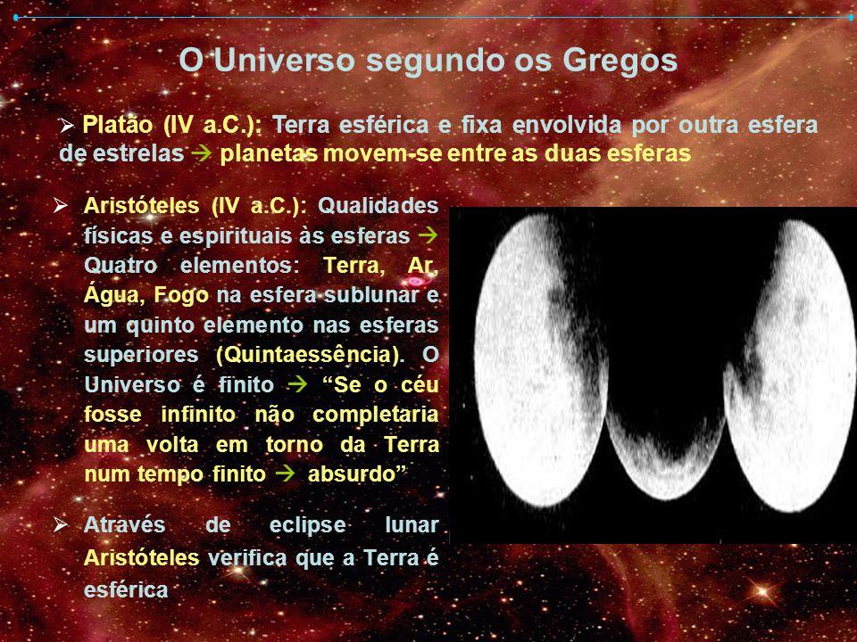 O Universo segundo os Gregos