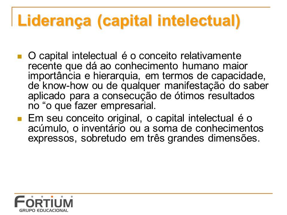Liderança (capital intelectual)