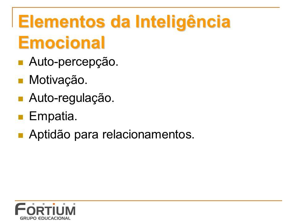 Elementos da Inteligência Emocional