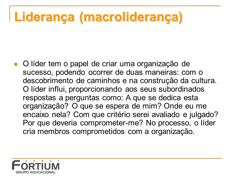 Liderança (macroliderança)