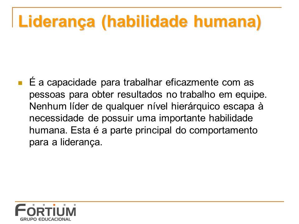 Liderança (habilidade humana)