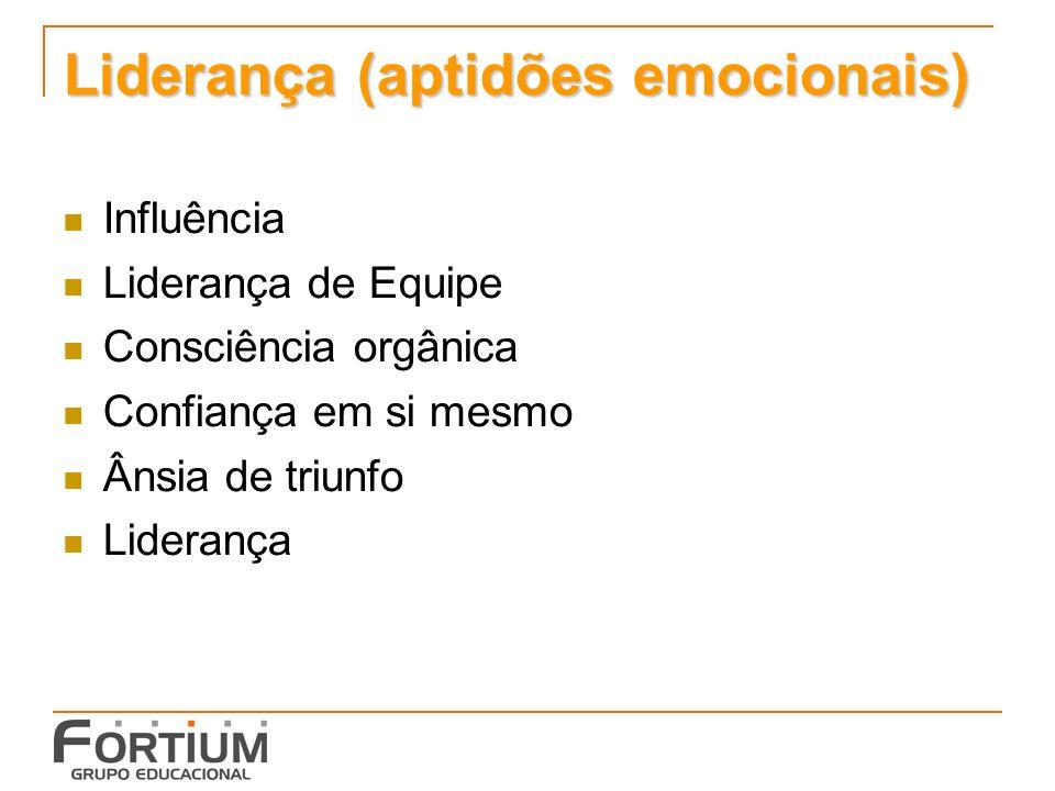Liderança (aptidões emocionais)