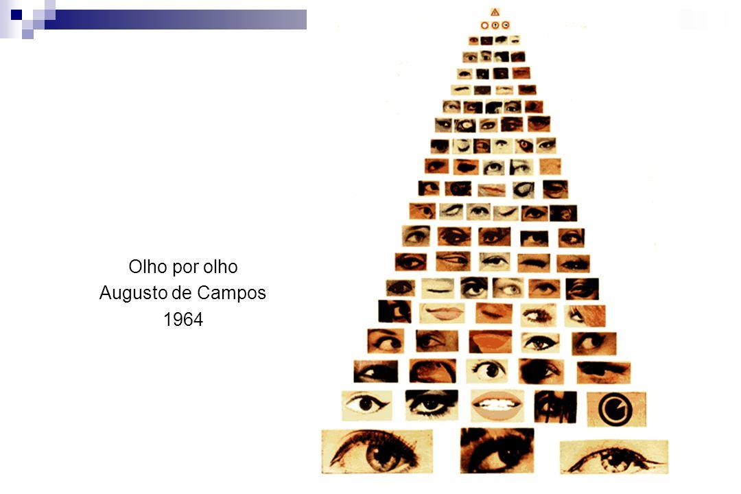 Olho por olho Augusto de Campos 1964